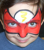 The Flash Face Painting